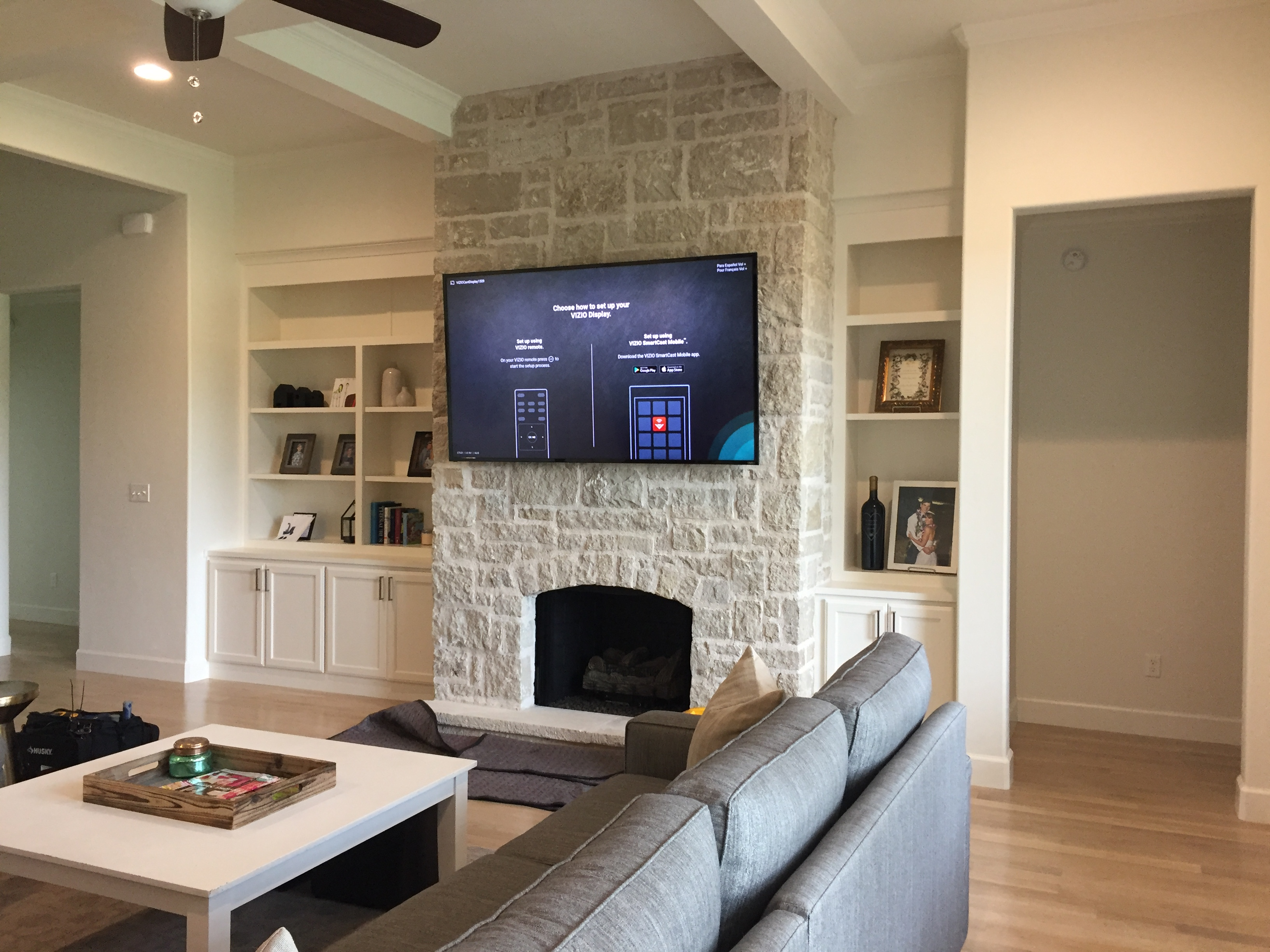 Custom Sound Installation Tulsas Home Theater Design Tv Wiring A Room And Rooms For Residential Commercial Areas Prevnext